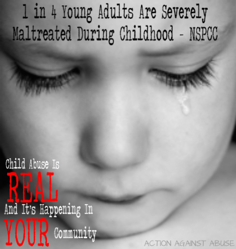 Child Abuse Is Happening Now In Your Community
